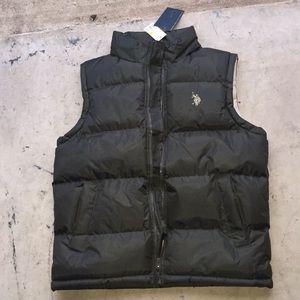 US Polo Assassin Vest SZM NWT
